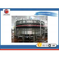 Buy cheap Soda Bottled Water Production Machines , Large Capacity Rotary Liquid Filling Machine product