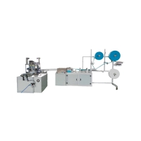Buy cheap PLC Control One Time Surgical Face Mask Machine product