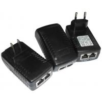 Buy cheap 1A Single Port Desktop Poe Power Adapter RJ45 48V 48W / Router Power Adapter product