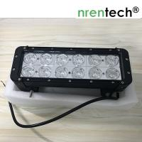 Buy cheap 120W LED work light bar DC9~36V / 11inch 120W 4x4 vehicle Off-Road car led work light bar product