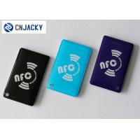 Colored RFID Epoxy Tag NFC Keyfob Waterproof Heat Resistant 3-5mm Thick
