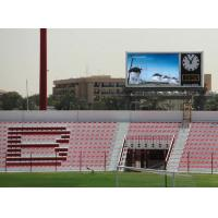 Buy cheap P10 Outdoor Led Stadium Display For Video Score Number , 7000cd / M² Brightness product