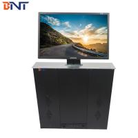 Buy cheap 24 Inch black matt/silver Computer Monitor Pop Up Lift product