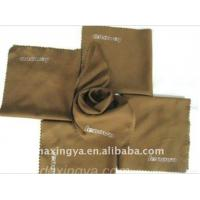 Buy cheap 100% Polyester Microfiber Lens Cleaning  Cloth product