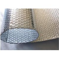 Quality Reflective Aluminum Foil Heat Insulation Sheets , Thermal Insulation Foil Roll for sale