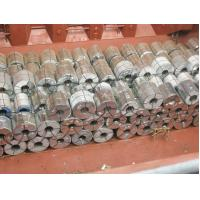 Chrome Hot Dipped Galvanized Steel Coils , Galvalume coil  0.3mm - 3.5mm Thickness