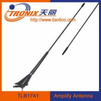 Buy cheap roof mount car electronic antenna/ black color car amplifier antenna/ car am fm antenna TLB1741 product