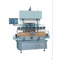 Buy cheap Full-automatic anticorrosive straight line type filling machine product