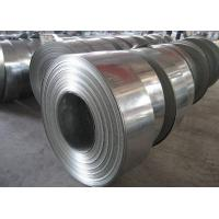 Buy cheap Galvanized Stainless Steel Strip Coil Chromated AFP Treatment 0.12MM - 4.0 MM product