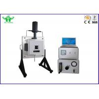 Buy cheap Pc Controlled Fire Propagation Apparatus , Walls And Ceilings Flame Spread Test product