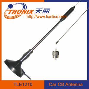 Buy cheap cb radio car antenna/ 27mhz radio cb antenna/ magnetic mount cb car antenna TLE1210 product