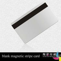 Buy cheap Hico PVC Magnetic Stripe Cards product