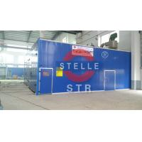 Buy cheap Mechanical Recycling Sandblasting Rooms System Remove Paint Derusting product