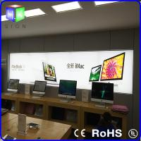 Buy cheap Eco Friendly Shop Front Freestanding Lightbox Fabric With Illuminated LED Light product