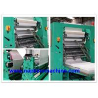 Buy cheap High Speed N Shape Hand Towel Paper Making Machine For Kraft Paper Hand Towel product
