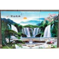 Buy cheap OK3D large 3d lenticular pictures printing motion 3d with motion and flip effect on injekt printer or UV printer product