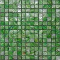 green blue pink pearl sea shell mosaic tile wall tiles