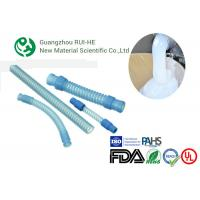 Buy cheap Tube Connector Medical Grade Platinum Cured Silicone Rapid Vulcanization product