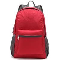 Buy cheap Custom Stylish Economic  Outdoor Sports Backpack Red for Outdoor Travel product
