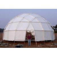 Buy cheap Outdoor Inflatable Bubble Tent For Event , Camping With PVC Tarpaulin Material product