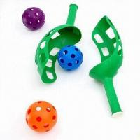 Buy cheap Scoops Set with Ball Diameter of 7.2mm, Made of PP Material product