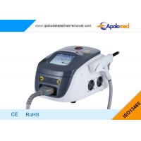 Buy cheap Tattoo Removal Q Switched ND YAG Laser with 2 Yag Bars ¢6  / ¢7 product