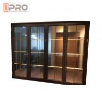 aluminium folding panel door,Folding glass exterior door,partition folding interior doors