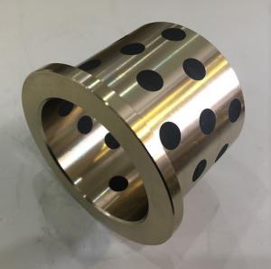 China Turned Brass Cast Bronze Bearings & Copper Alloys Graphite & Aluminium Bronze on sale