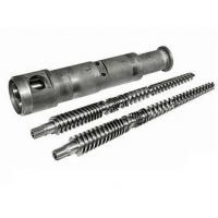 Buy cheap Double Conical Twin Screw For Pipe Profile Board Extrusion Machine product