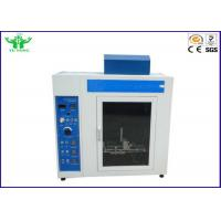 Buy cheap 30s±0.1s Lab Glow Cable And Wire Testing Equipment 500-1000°c ±2°c Adjustable product