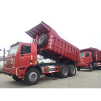 Quality ZZ5707S3840AJ 70 Tons Industrial Mining Tipper Trucks Volume 30m3 And 371hp for sale