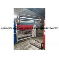 Buy cheap High Performance Textile Inspection Machine , Fabric Rolling Machine 3.5KW product