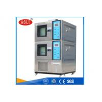 Two Zones Design Temperature Humidity Test Chamber