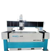 Buy cheap 1500*800mm bridge type waterjet cutting machine with 420Mpa pump for ss and aluminum cutting product