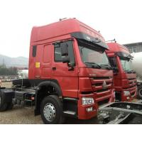 Buy cheap SINOTRUK HOWO 6x4 Tractor Prime Mover Truck Tractor Head, 371HP 420HP Euro II III product
