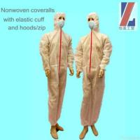 Buy cheap Nonwoven Coveralls from wholesalers