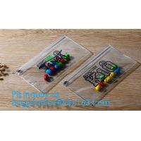 Buy cheap Packaging Poly Bag For Garment/Food /Electronic Products, Toothbrush zipper PVC packing Bag, ziplock plastic bags waterp product