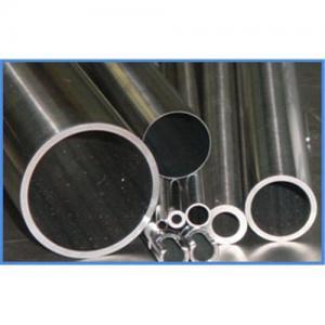 China Welded titanium tube on sale