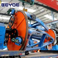 Buy cheap 1+1+3 / 1250 Cable Laying Equipment 22 Kw Power Lower Power Consumption product