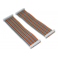 Buy cheap Rainbow Integrated Circuit 1.27P FFC Flexible Flat Cable product