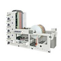 Buy cheap RY480-5C Five colors UV dryer flexo printing label machine Automatically printing machine product