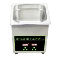 Buy cheap 2L Jewelry Silverware Ultrasonic Cleaning Machine , Diamond Ring Cleaner Machine product