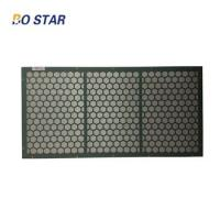 Buy cheap Drilling Fluids Equipment High Efficiency ISO Steel Framed Screen product