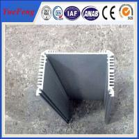 China Hot! aluminum sheet high heat resistant oem factory china die casting heat sink on sale