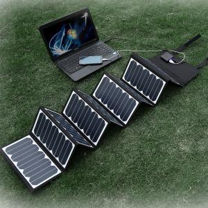 High efficient 60w  Solar Panel  for iPhone 6  /  iPad  /  Samsung Galaxy Phone