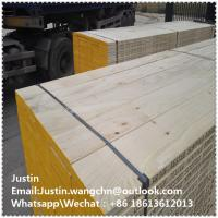 Buy cheap osha wooden laminated  scaffolding planks\boards product