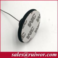 Buy cheap RUIWOR RW0025 Sticky Plastic Plate work with Anti Theft Pull Box / Retractable Security Tether / Secure Cable Retractor product