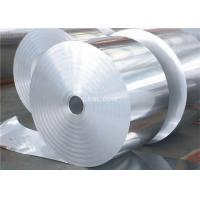 Buy cheap PE Silver Aluminium Foil Laminated Paper Alloy 8011 Roof Heat Insulation product