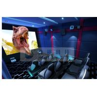 Fashionable 5D Movie Theater For Home Entertainment Home Theatre Seating Sy