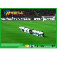 SMD Stadium LED Display Outdoor , IP65 Led Perimeter Display for Sports Events